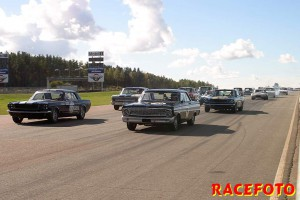 Final i RHK med FIA Lurani Trophy.