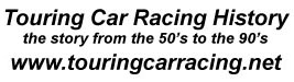 TouringcarRacingHistory