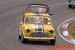 Svenskt Sportvagnsmeeting 30-års Jubileum MGCC  13 heat med RHK, SPVM och Ferrari Challenge