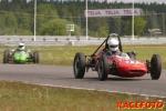 Velodromloppet i Karlskoga  En riktig racingfest för racinghistoriker  Årets tredje deltävling