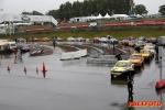 Svenskt Sportvagnsmeeting på Ring Knutstorp. Blandat väder med sol, regnskurar och åska.