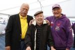 """Tre racinglegender som alla har gått ur tiden... Picko Troberg, Lennart """"Buris"""" Burehed - Sportscars och Erik Berger."""