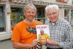 I samband med Erik Bergers 90-årsdag släpptes boken om hans liv som skrivits av Bengt-Åce Gustavsson.