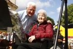 May-Lis Berger fyllde också 90 år sommaren 2015.