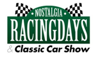 Nostalgia Racing Days logga 2015
