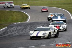 Det blir många bilar med V8 i årets tävling. Det är förare från alla nordiska grannländer samt Holland.