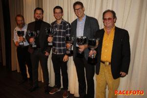 Formula Slicks: Torgny Johansson, Fredrik Fogelberg, Dan Johansson, Tomas Otterberg & Mikael Nordlander.