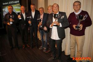 "Standard & GT NY: Uno Johansson, Hans Beckert, Lennart Bengtsson, Bengt Qvist, Rolf ""Myggan"" Nilsson, Staffan Borgström & Hans Eklund."