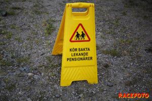 Velodromloppet Historic GP är kanske Sveriges största lekplats för pensionärer?