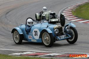Magnus Neergaard är en av de stora entusiasterna för de riktigt gamla bilarna.