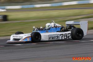 "Helgens snabbaste bil var Torgny Johanssons ""Stinky"" March 782."