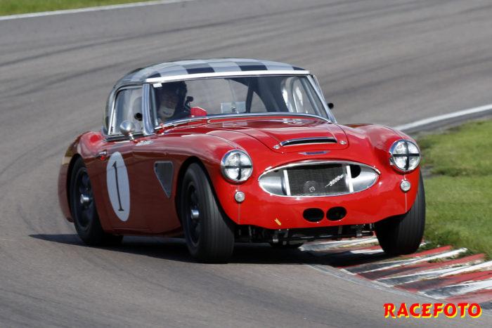 Anders Schildt tog en dubbelseger i GT.