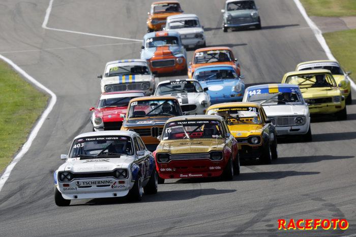Årets största historiska heat är Standard och GT 1966-1971.