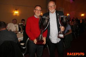 Det totala RHK-mästerskapet, Anders Bertilsson (1:a) och Sören P Christensen (3:a).
